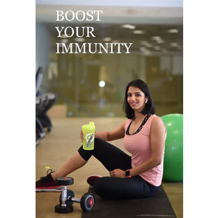Easy to follow immunity boosting (improving) steps.