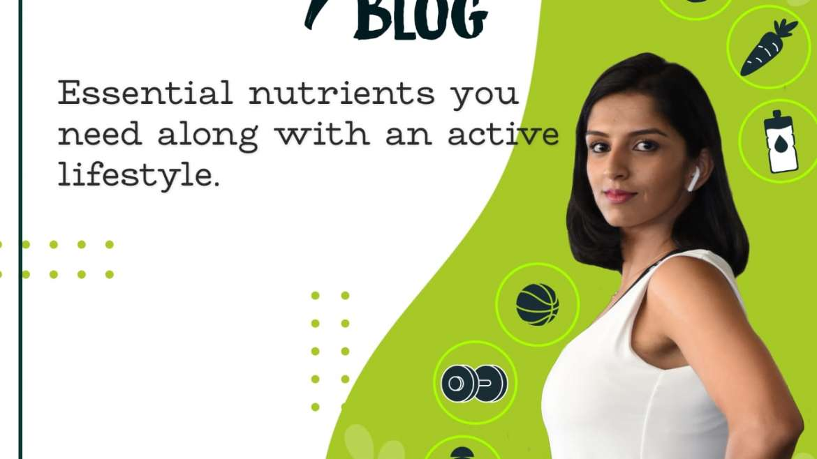 Essential Micronutrients for Those Who Have an Active Lifestyle