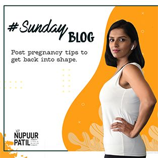 Post-Pregnancy Tips to Get Back Into Shape